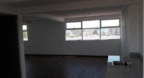 estrena divino depto de 56 m2  en col. tránsito, del. cuauhtemoc