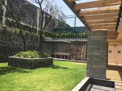 estrena elegante residencia en privada d 3 casas en pedregal