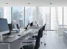 estrena espectacular oficina en rascacielos