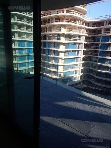 estrena frente  al puerto del buceo, 210 m2 , 2 dormitorios 2 baños, cochera, amenities.