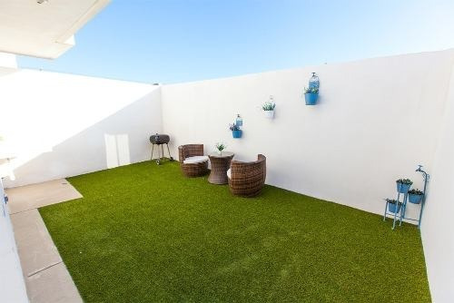 estrena hermosa casa en ciudad del sol, 2 recámaras, jardín