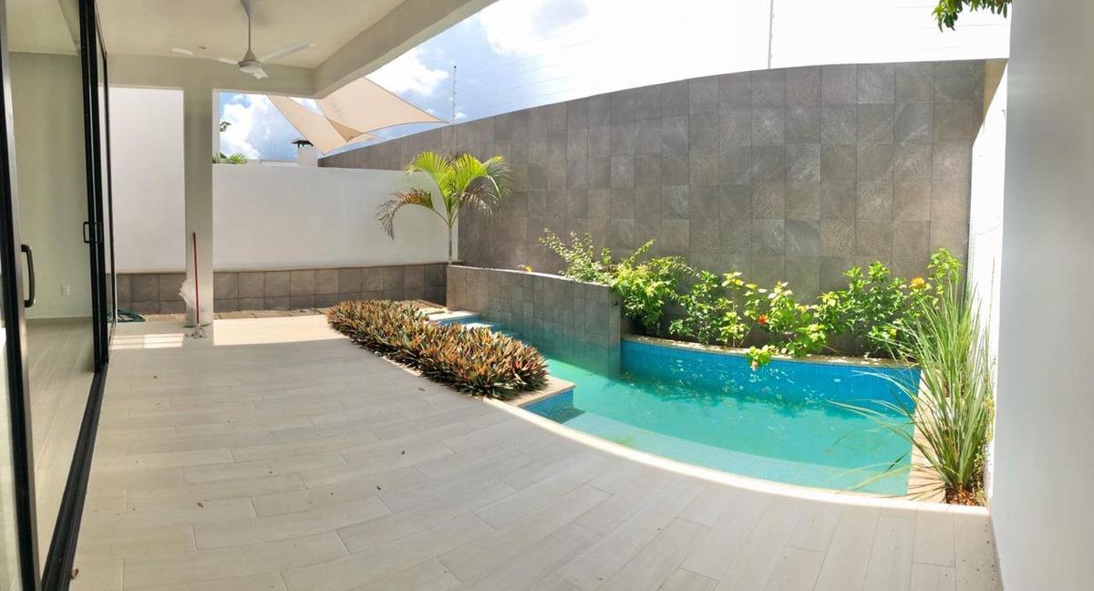 estrena moderna casa residencial aqua| alberca|tres rec