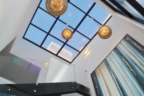 estrena residencia en bio grand, roof garden, 3 recámaras, estudio, alberca..