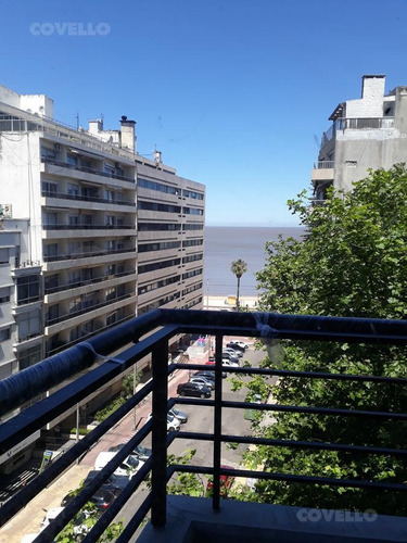 estrenar  proximo al mar, living comedor, con salida a amplia terraza , 2 dormitorios con placares y vestidor, 2 baños, amenities.