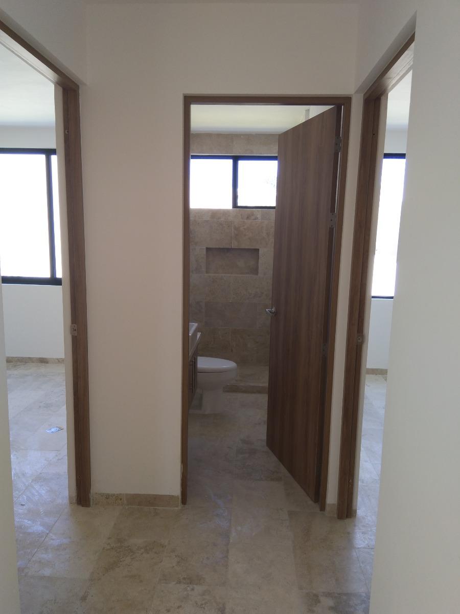 estrene bonita casa en privada  3 rec 2.5 baños