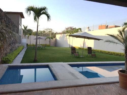 estrene  casa - hospedaje  y eventos en xochitepec - morelos