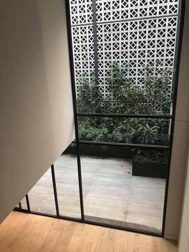 estrene departamento en polanco con terraza privada