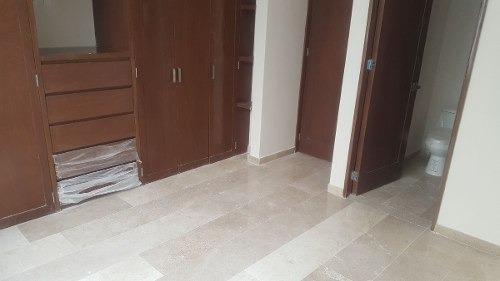 estrene depto 89 m2, 2 recs., 2 baños, 2 cajs, rg privado