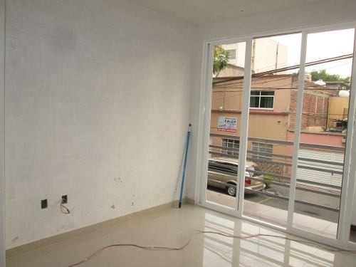 estrene depto de 84 m2, exterior,  2 rec, 2 b, portales ote.