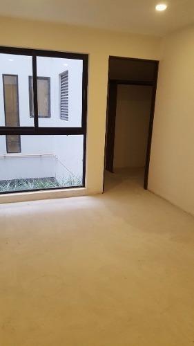 estrene depto en narvarte oriente, 138 m2, 3 recs, 2 baños