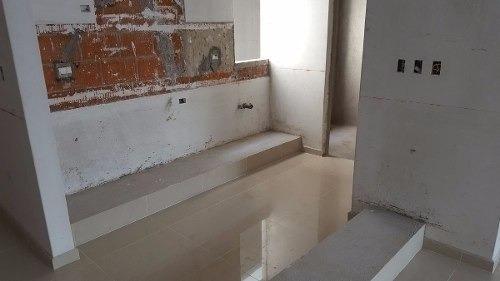 estrene depto en narvarte poniente, 127 m2, 3 recs, 2 baños