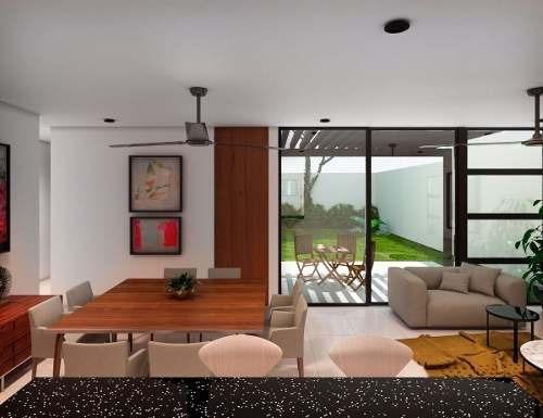 estrene hermosa casa en privada de 3 recamaras parque central