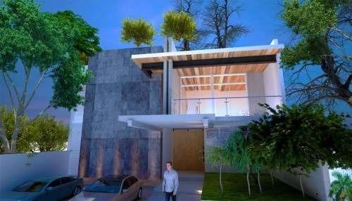 estrene hermosa casa estilo minimalista proyecto en corintos