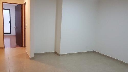 estrene hermoso departamento con terraza 2 recamaras
