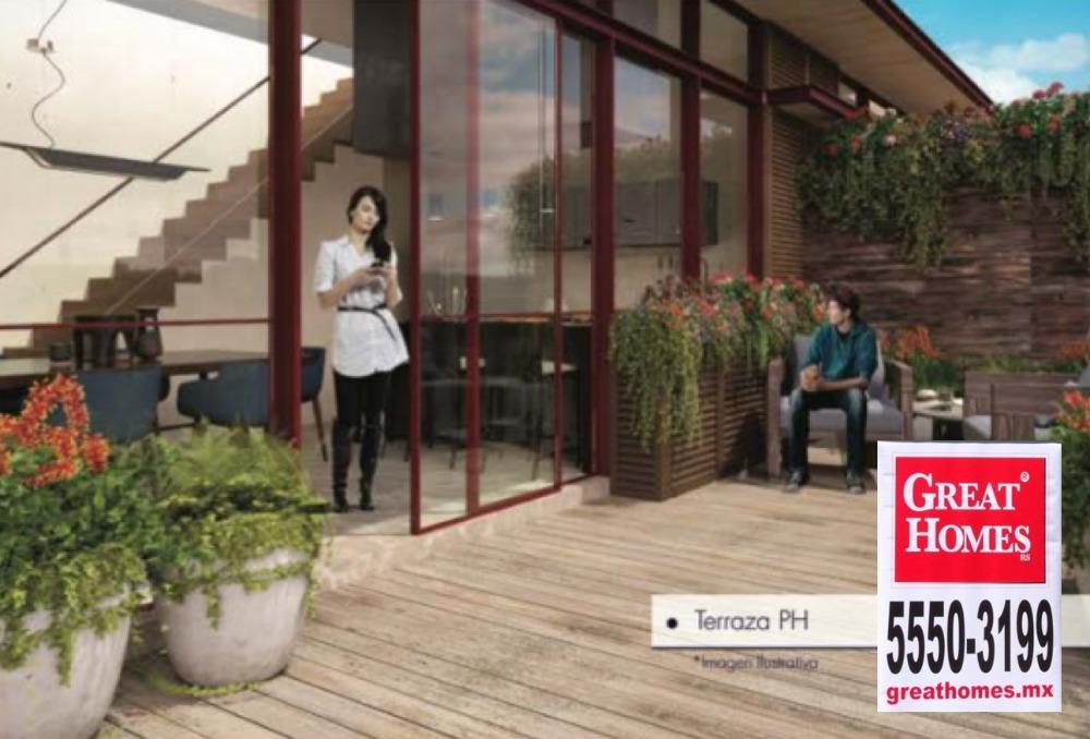 estrene moderno departamento en venta en polanco