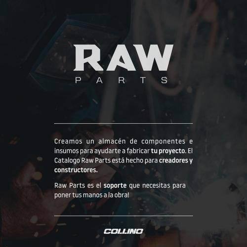 estriberas cubre zocalo raw parts ford falcon sprint inox x4