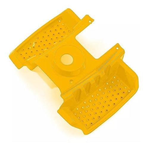 estribo amarelo - politractor® - 7690