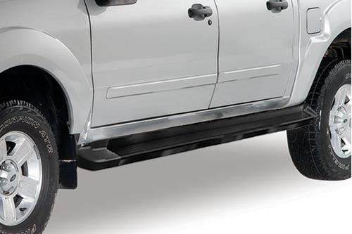 estribo elegance preto ford ranger cabine dupla até 2012