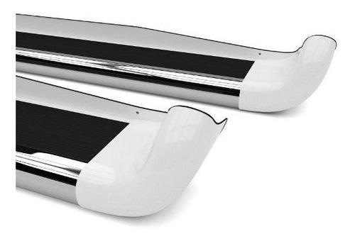 estribo personalizado branco cristal amarok dupla 2010 2020