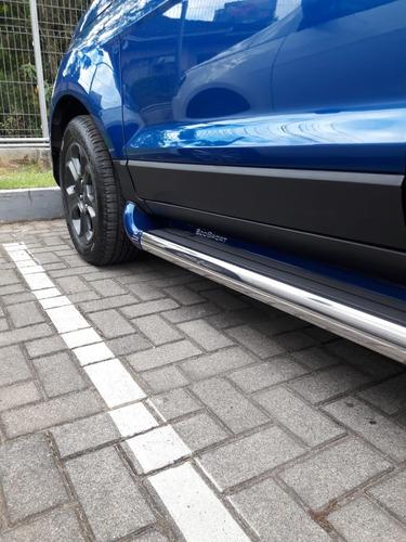 estribo personalizado cor azul belize ecosport 2013 2020