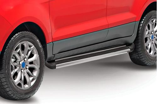 estribo plataforma alumínio ford ecosport 2013 em diante