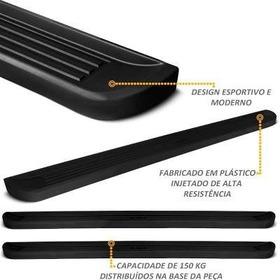 Estribo Plataforma Original Nova S10 Ano 2012 Até 2018