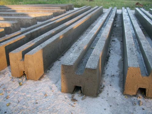 estribo separador plástico (postes hor. de 10x10cm) x 1000 u