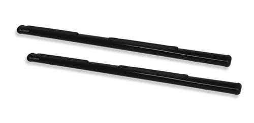 estribo tubular oblongo preto blazer 1996 até 2011