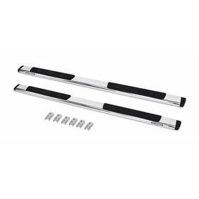 Estribos 5 Widesider Platinum Acero Inox 75 Pulg Largo