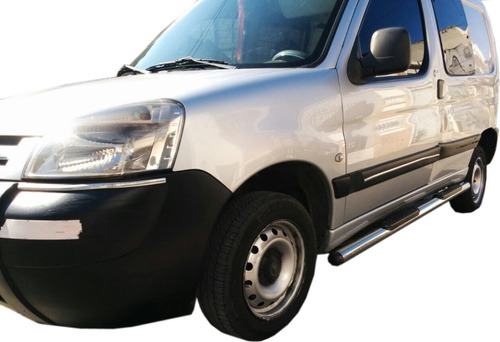 estribos acero inoxidable kangoo partner berlingo colocados