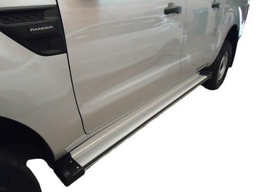 estribos aluminio accesorios jorge ford ranger 2013+