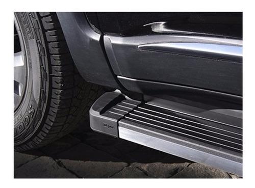 estribos aluminio negro c g3 bepo p/ ford ranger 2013 2019
