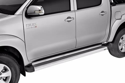 estribos aluminio pesado pulido bepo dodge ram 1500
