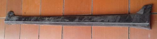 estribos chevrolet spark- 2 piezas-no pintura-no instalacion