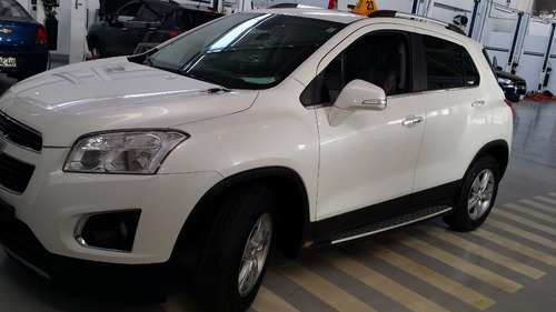 estribos chevrolet tracker 2015-2017 bmw originales-de gm