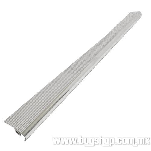 estribos de aluminio billet pulido empi