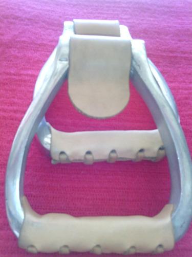 estribos de aluminio para silla de caballo