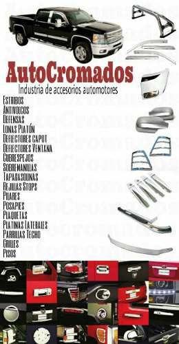 estribos en aluminio con punteras dimax,hilux,mazda bt50,
