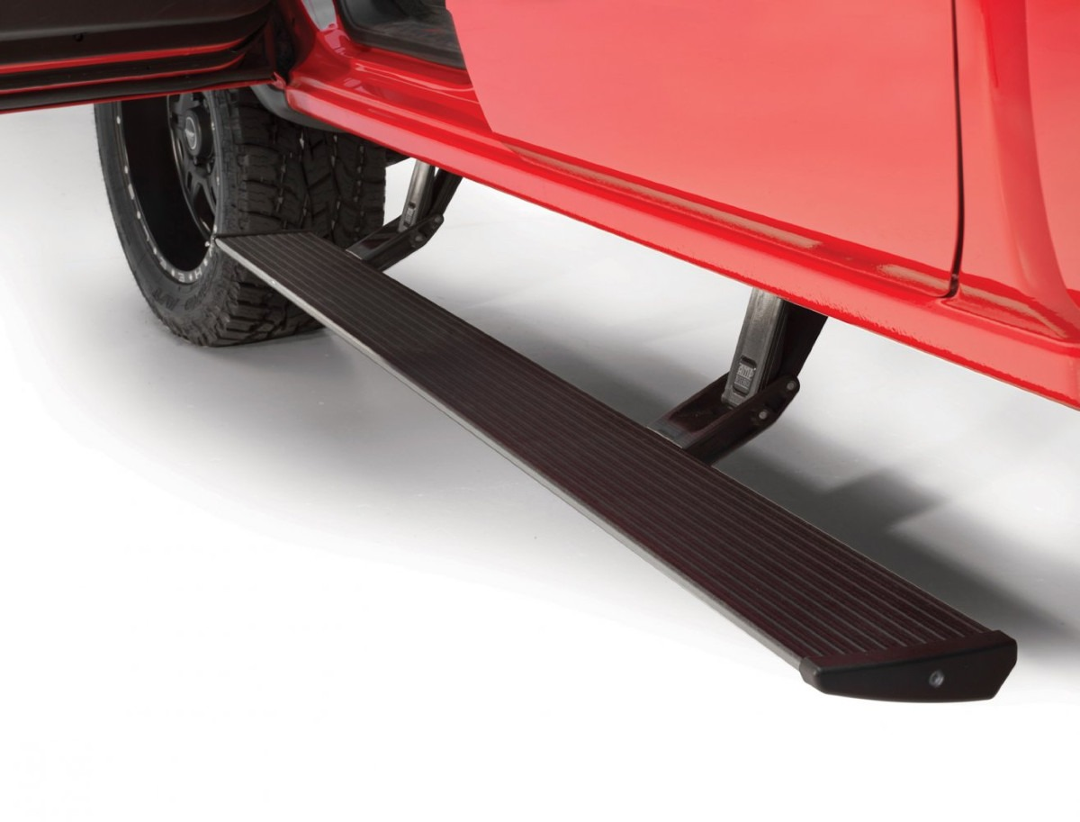 Estribos Escalones Electricos Amp Para Ford F-150 2014 ...