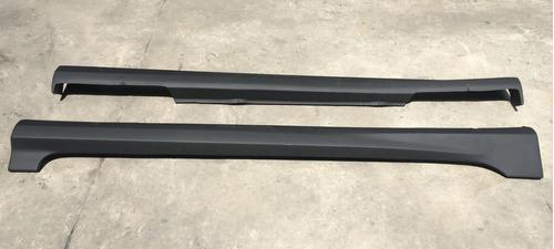estribos ford fiesta hb / sedan - 2 piezas - instalados
