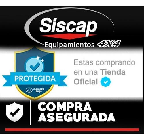 estribos oval negro para ecosport  2012 +