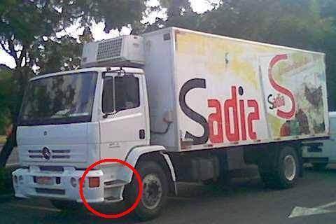estribos para mercedes benz 1720 nuevos camiones