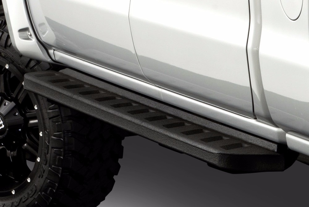 Estribos Running Boards Rb10 Toyota Tacoma Doble 2005