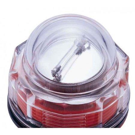 estrobo - lampara 2 en 1 - buceo ist ls3
