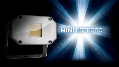 estrobo mini gran poder de luz para eventos y fotografia