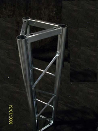 estructura 24x24x3mts cuadrado dj, sonido iluminacion, truss