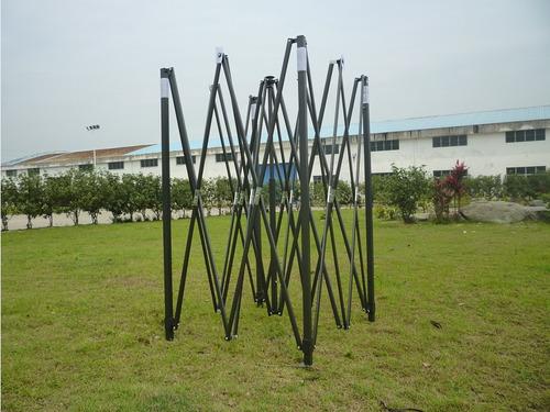 estructura de carpa de 3x4.5 sin lona