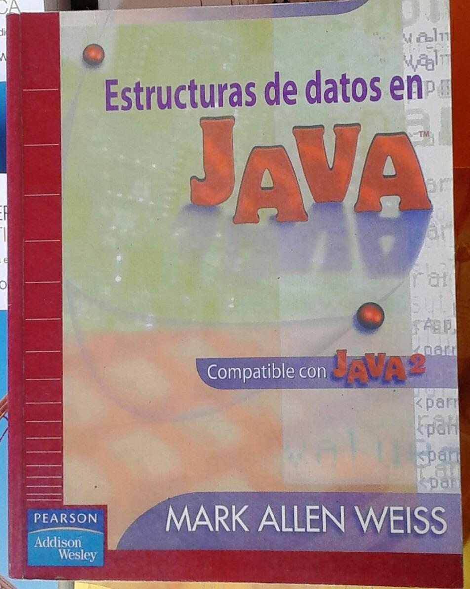 Estructura De Datos En Java 1 Y Java 2 Libro Nuevo Importado