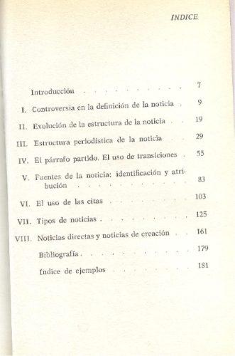 Estructura De La Noticia Periodística Mar Fontcuberta