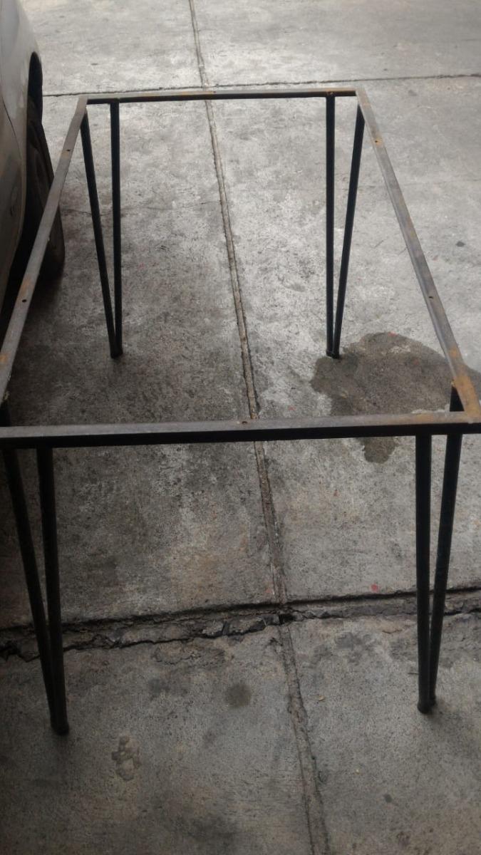 Estructura Metalica Para Mesa